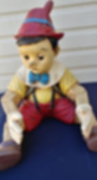 United Estate Sales of Ameica - Pinnochio