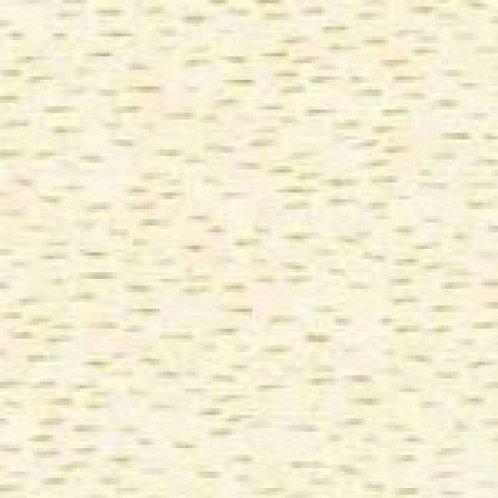 Makower Metallic Christmas Cream & Gold Blender Quilt Fabric