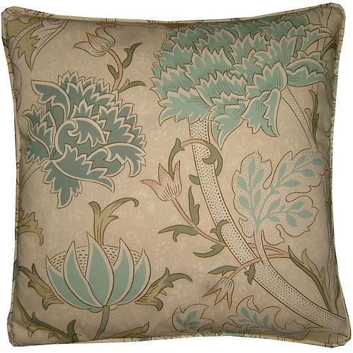 William Morris Cray Blue Cushion Cover