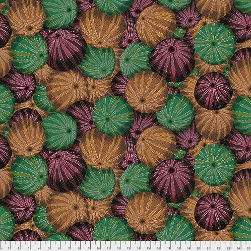 Kaffe Fassett Spring 2019 - Sea Urchins Antique PWPJ100 ANTIQ Quilt Fabric