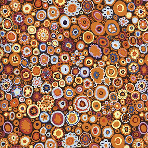 Kaffe Fassett Classics - Paperweight Pumpkin GP20 PUMPK Quilt Fabric