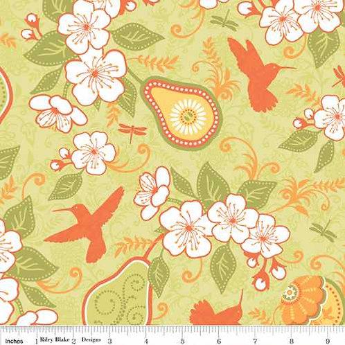 Riley Blake Decadence Col 1 Quilt Fabric