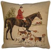 Horse / Hunting Cushions