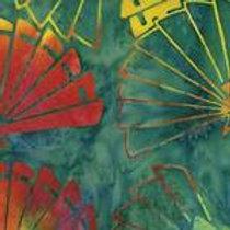 Island Batiks 121413149 Blue Bayou Quilt Fabric