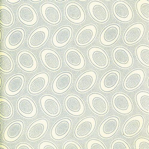 Kaffe Fassett Classics - Aboriginal Dot Cream GP71 CREAM Quilt Fabric