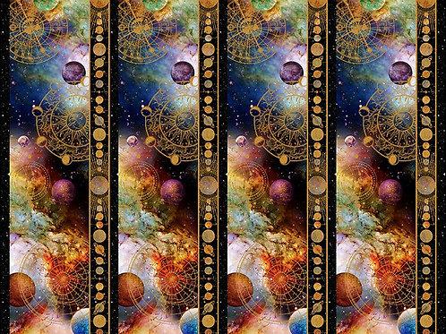 "Jason Yenter ""Cosmos"" Border 3COS-1 Quilt Fabric"