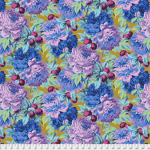 Kaffe Fassett Feb2020 - Luscious PWPJ011 OCHRE Quilt Fabric