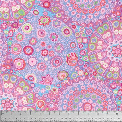 Kaffe Fassett Classics - Millefiore Pink PWGP092 PINKX Quilt Fabric