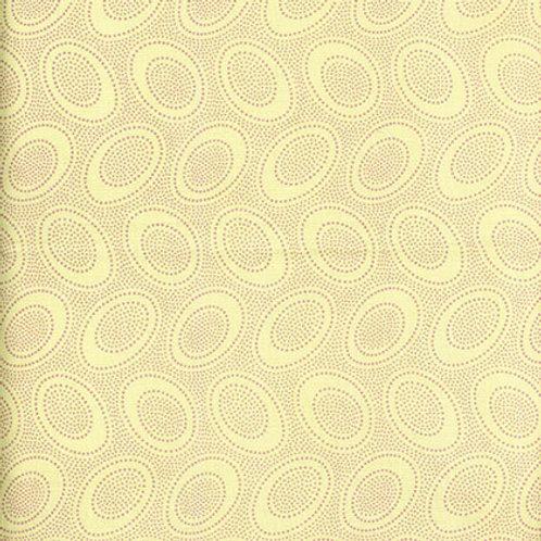 Kaffe Fassett Classics - Aboriginal Dot Pear GP71 PEARX Quilt Fabric
