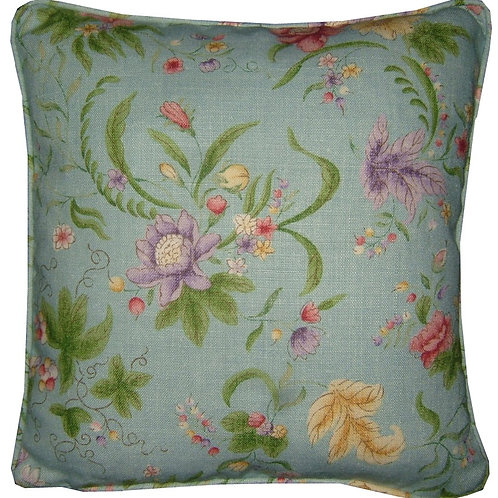 G P & J Baker 'Queen Anne Chinese' Linen Cushion Covers