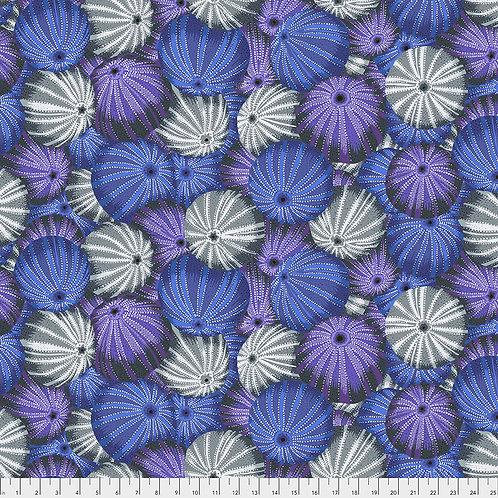 Kaffe Fassett Spring 2019 - Sea Urchins Grey PWPJ100 GREY Quilt Fabric