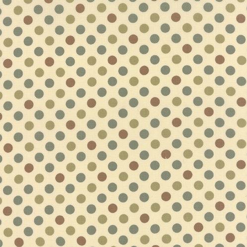 Moda Dot Dot Dot - Herb 42252-11 Quilt Fabric