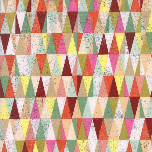 Fly A Kite - Cinnabar Saturday Morning Moda Fabrics Quilt Fabric