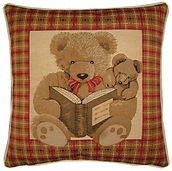 Teddy Bear Cushions
