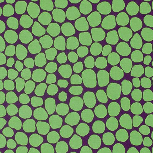 Kaffe Fassett Classics - Jumble Green PWBM053 GREEN Quilt Fabric