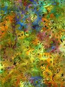 Batik Textiles Portofino Collection 3830 Quilt Fabric