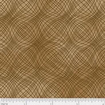"PB Textiles ""Mesh"" Tan Blender Quilt Fabric 4725.26703TAN1"