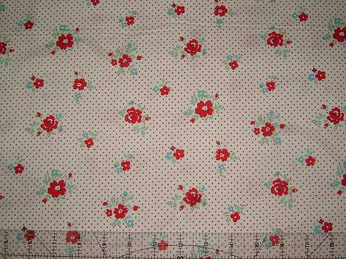 Lecien Fabulous Blooming Col 2 Quilt Fabric