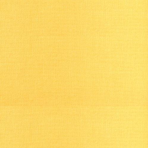 Gold Homespun Cotton Quilt Fabric