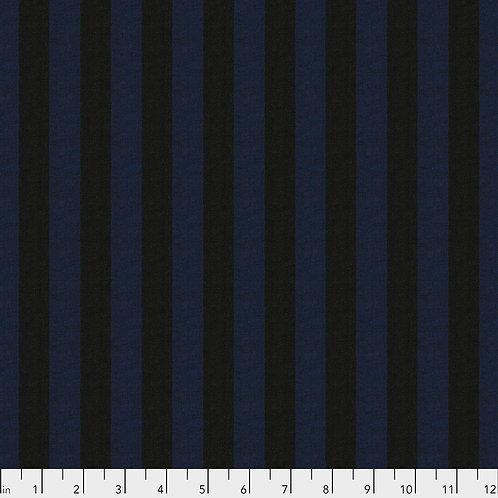 Kaffe Fassett Shot Cotton Stripe SSGP001 INK Quilt Fabric