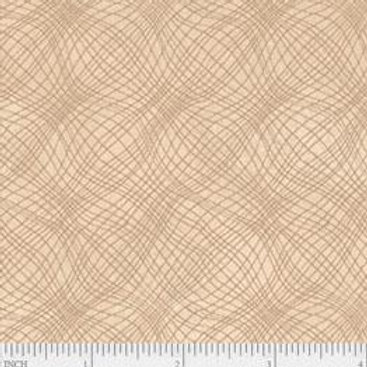 "PB Textiles ""Mesh"" Natural Blender Quilt Fabric 4725.26703NAT1"