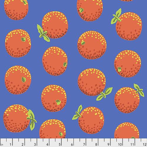 Kaffe Fassett Feb2020 - Oranges PWGP177 ORANGE Quilt Fabric