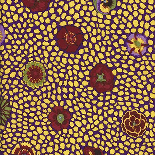 Kaffe Fassett Classics - Guinea Flower Yellow GP59 YELLO Quilt Fabric