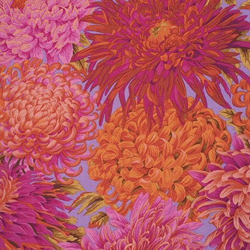 Kaffe Fassett Classics - Japanese Chrysanthemum Pink PWPJ041 PINKX Quil