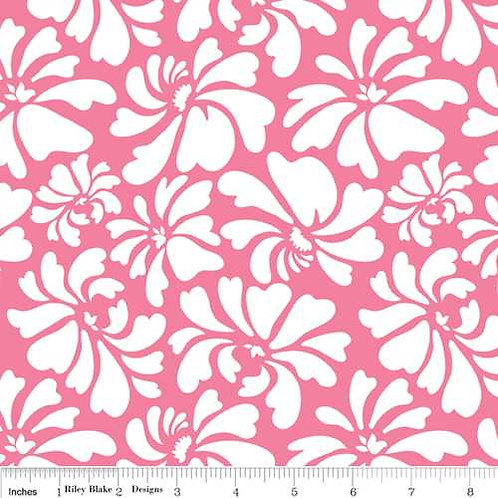Riley Blake Dainty Blossoms Col 3 Quilt Fabric