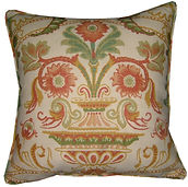 Schumacher Cushions