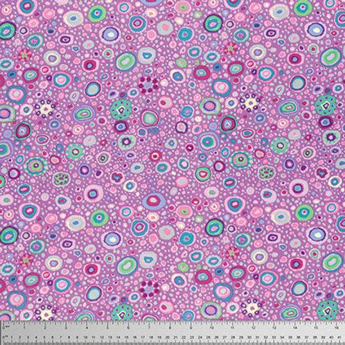 Kaffe Fassett Classics - Roman Glass Lavender PWGP001 LAVEN Quilt Fabric
