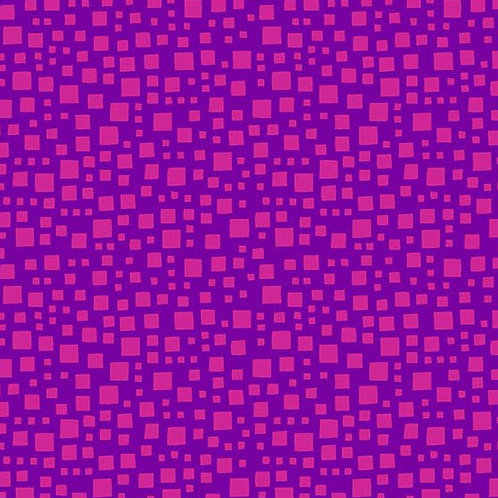 Andover Blenders AndZ Purple & Pink A8583-P Quilt Fabric