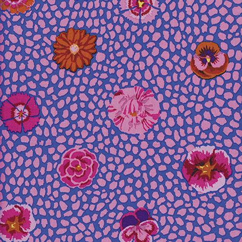 Kaffe Fassett Classics - Guinea Flower Pink GP59 PINK Quilt Fabric