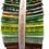 "Thumbnail: Batik ""Citrus Tree"" Jelly Roll - 40 x 2.5"" x WOF"
