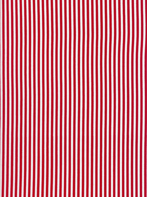 Timeless Treasures Stripe Red & White C8109 Quilt Fabric