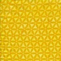Island Batiks 611527035 Jewels & Gems Gold Circles Quilt Fabric