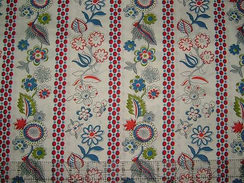Lecien Fabulous Blooming Col 3 Quilt Fabric