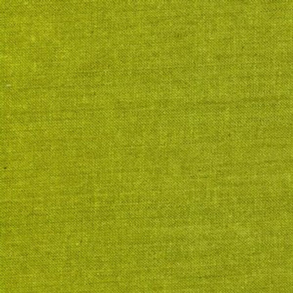Elizabeth Studios Peppered Cottons - Green Tea Shot Quilt Fabric