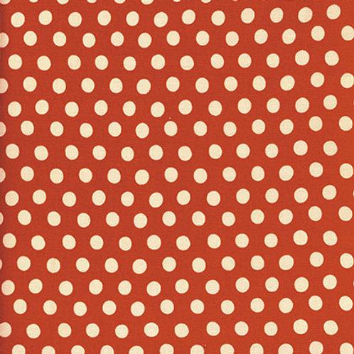 Kaffe Fassett Classics - Spot Tomato GP70 TOMAT Quilt Fabric