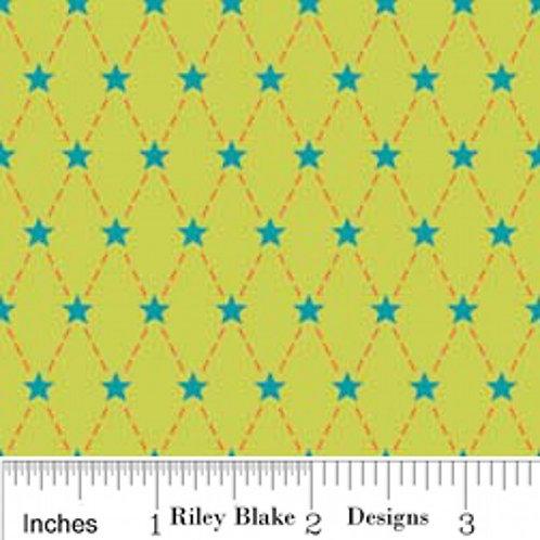 Riley Blake Alphabet Soup Col08 Quilt Fabric