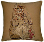 Cat Cushions