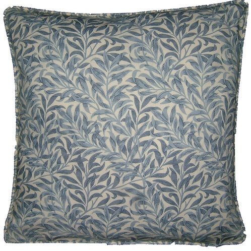William Morris Willow Minor Blue Cushion Cover