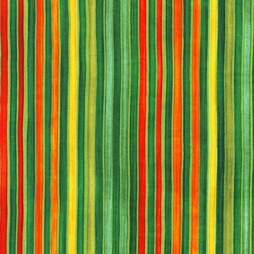 Robert Kaufman Synchronicity Stripe Nature 18694-268 Quilt Fabric