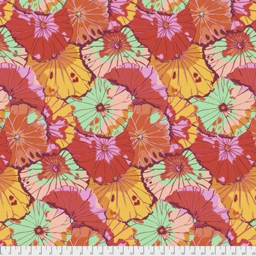 Kaffe Fassett Classics - Lotus Leaf GP029 CITRU Quilt Fabric