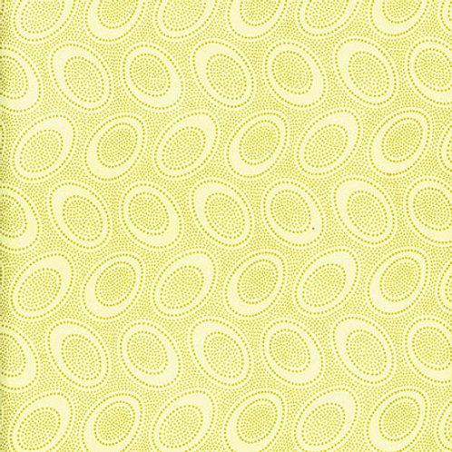 Kaffe Fassett Classics - Aboriginal Dot Ivory GP71 IVORY Quilt Fabric