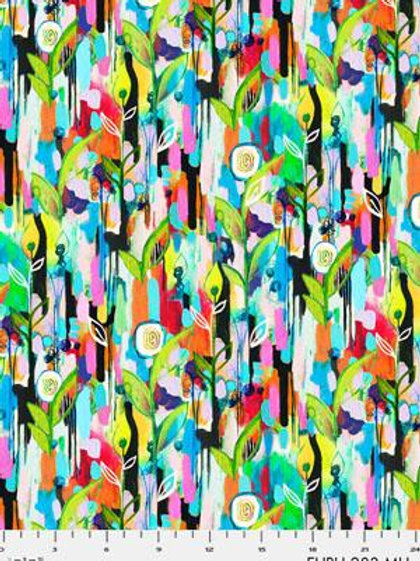 PB Textiles Euphoria EUPH 283 MU Quilt Fabric
