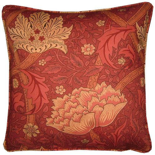 William Morris Windrush Brick Cushion Cover