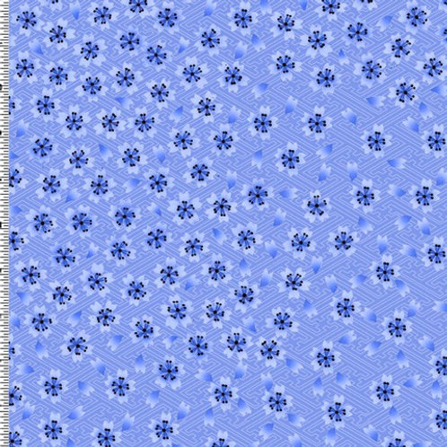 Kona Bay Tranquility Col 7 Quilt Fabric