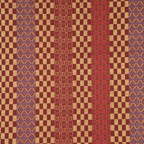 Quiltgate Hyakka Ryoran Col 22 Quilt Fabric