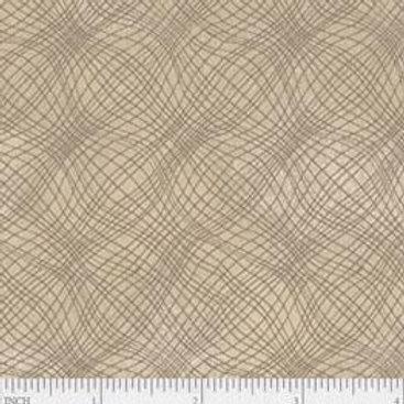 "PB Textiles ""Mesh"" Khaki Blender Quilt Fabric 4725.26703KHA1"